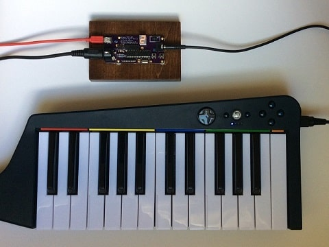 The Arcano MIDI NES Chiptune Synth II
