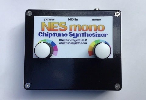 The Arcano NES Mono Chiptune Synthesizer